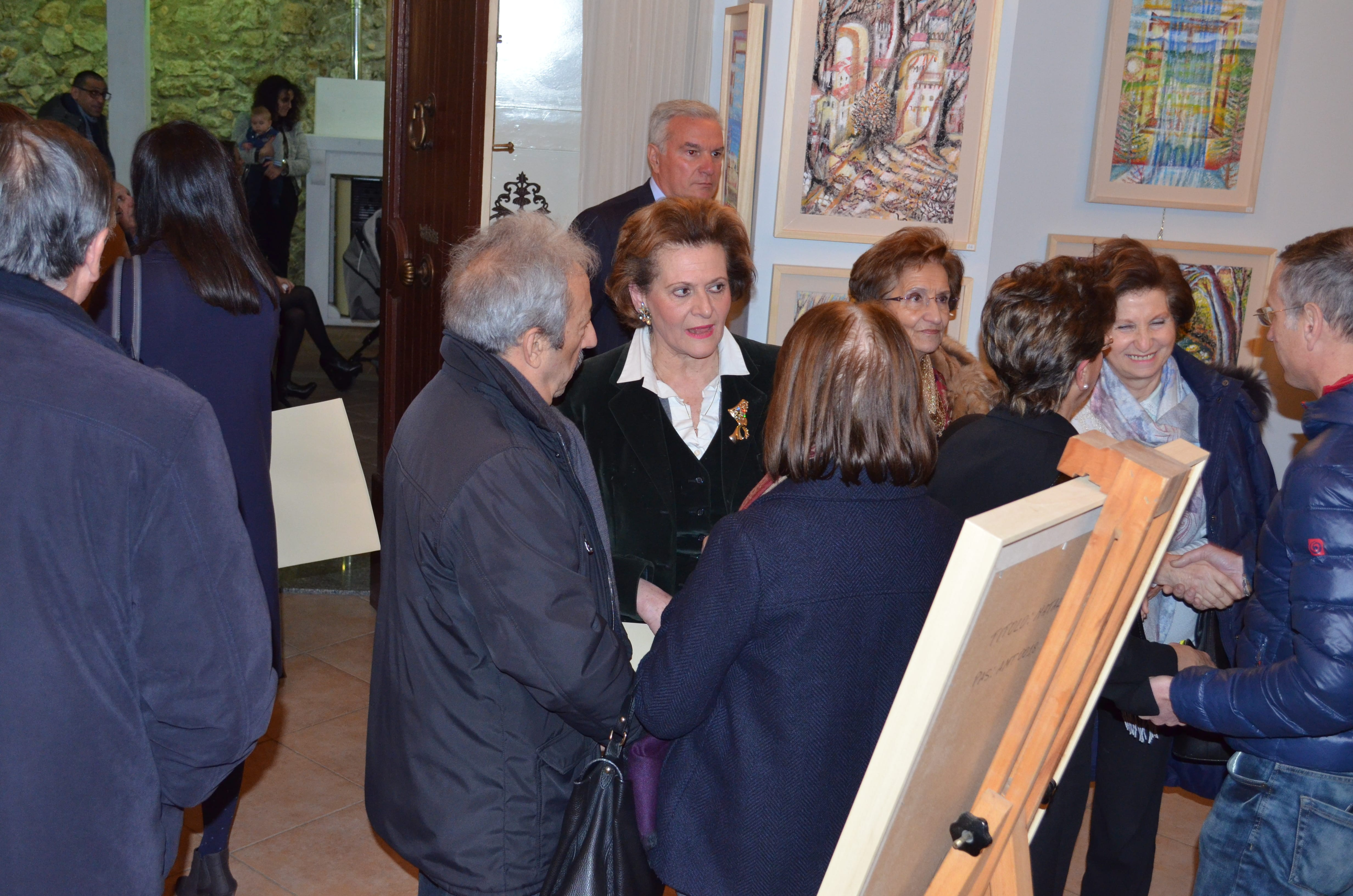 Collectionist Gallery 5 Marzo 2016